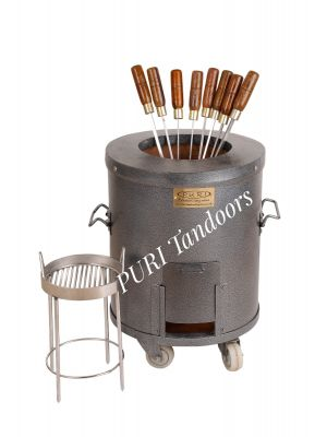 Home Tandoori Clay Oven