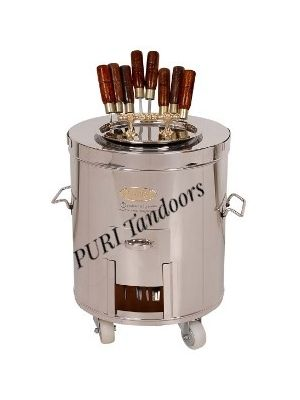 SS2 Standard Model of Tandoori Clay Oven