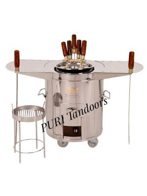 Large Home Tandoori Clay Oven