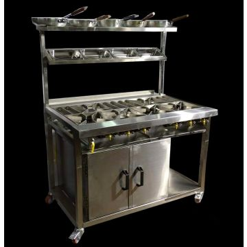 Restaurant Burner Cooker