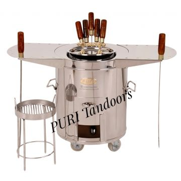 SS2 Ultima - (Large Home Tandoori Clay Oven) OUT OF STOCK (Pre-Order ONLY)